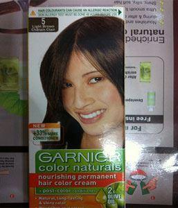 1b442d6a9ba azeemstore.com. Garnier Hair Dye  5 Light Brown