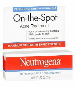 Picture of Neutrogena On-the-Spot Acne Treatment 21gm