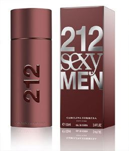 Picture of 212 Sexy Men Perfume 100ml by Carolina Herrera