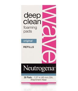 Picture of Neutrogena Wave Deep Clean Foaming Refill 30 Pads Pack
