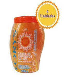 Picture of LORYS Nutri Sun Gloss Deep Moisturizing Hair Cream (1000gm)