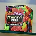 Picture of Herrmann Lightening Scrub With Vitamin E &Fruit Acid 500gm