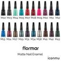 Picture of Flormar Matte Nail Polish