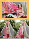 Picture of Orient 3pcs suit digital print Cotriaie Shirt, Dyed Cotriaie Trouser,digital print special weave shawl design08